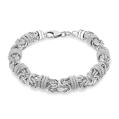 Tuscany Silver - Bracelet - 925/1000 - Argent - Femme - 21 cm