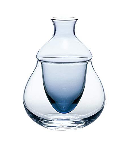 (Orient Carafe variation (with ice pocket) cold sake Carafe)