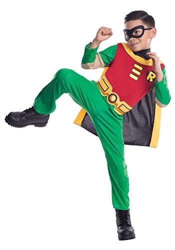 Robin Corset Costume (Teen Titan Robin Costume for Child - Costume Ideas)