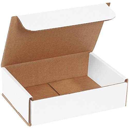 Ect Corrugated Mailers - BOX USA BM762 Corrugated Mailers, Pounds Load Capacity, 7