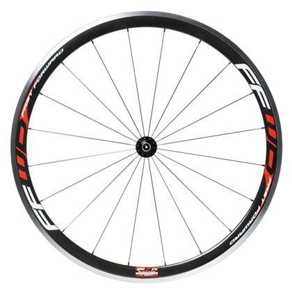 Ffwd F4R – Bañera – Tubular juego de ruedas (45 mm) (Black Edition