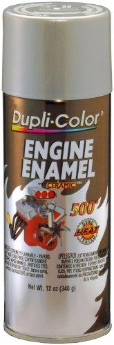 Aluminum Engine - Dupli-Color DE1650 Ceramic Cast Coat Aluminum Engine Paint - 12 oz.