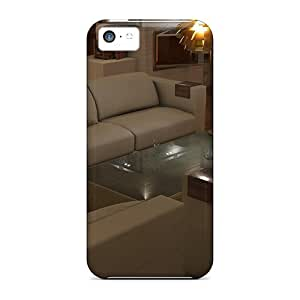 ipod touch4 -- For Architecture Interior durable New Snap-on case cover cover yueya's case