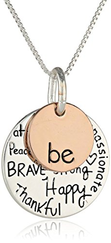 two-tone-sterling-silver-plated-be-graffiti-charm-necklace-18
