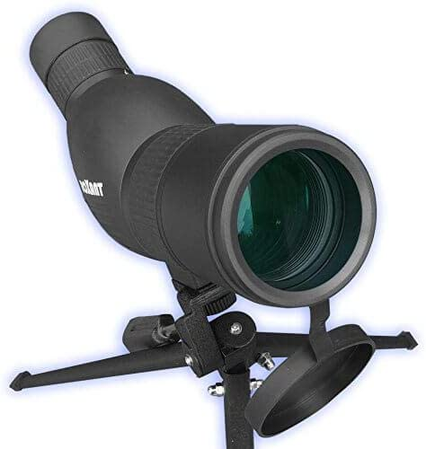 Best Spotting Scope Under 500: Roxant Authentic Blackbird High Definition Spotting Scope