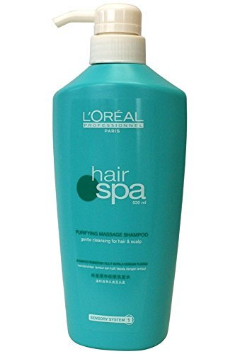 l 39 oreal professionnel hair spa purifying massage shampoo 530ml buy online in uae misc. Black Bedroom Furniture Sets. Home Design Ideas