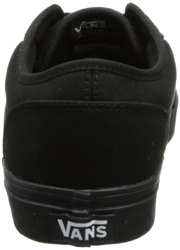 Sneaker Vans CANVAS WHT Negro BLK ATWOOD M uomo Negro 1wvqwOf7n