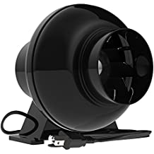 "VIVOSUN 195 CFM 4"" Inch Inline Ventilation Duct Fan"