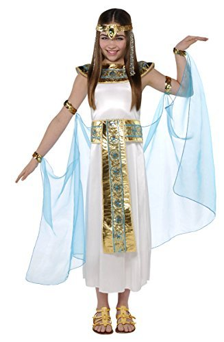 Egyptian Costume For Girls (Children's Cleopatra Costume Size Large (12-14))