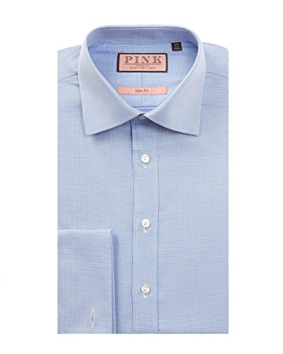 thomas-pink-mens-royal-slim-fit-dress-shirt-16-blue
