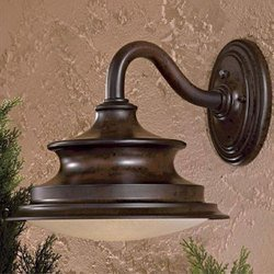 Minka Lavery 8122-A188-PL, Vanira Place, 1 Light Wall Mount, Windsor - Place Outdoors Vanira Great