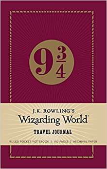J.K. Rowling's Wizarding World: Travel Journal: Ruled Pocket Notebook (Insights Journals)