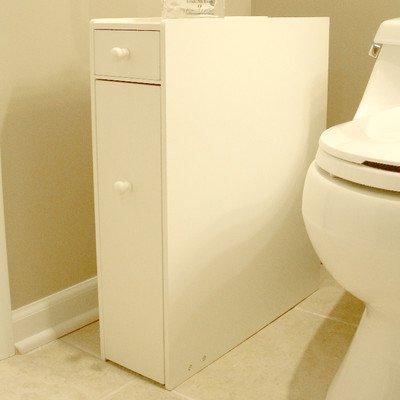 Proman Products Bathroom Floor Cabinet (Bathroom Storage Slim compare prices)