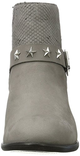 Tommy Hilfiger P1285arson 10n, Botines para Mujer Gris (Light Grey)