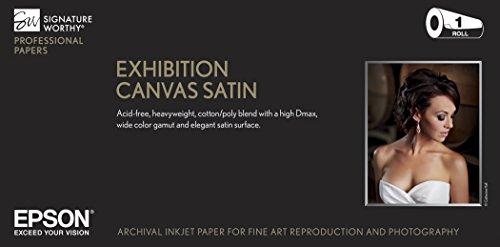 Epson Exhibition Canvas Satin Inkjet Photo Paper 17