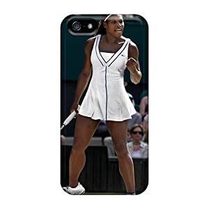Casecover88 Iphone 5/5s Hybrid Cases Covers Bumper Serenawilliams