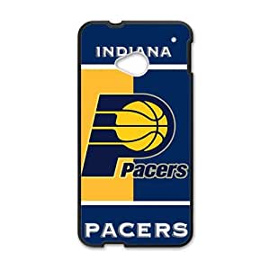 Happy indiana pacers logo Phone Case for HTC One M7