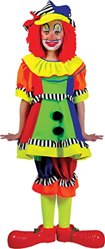 Spanky Stripes Adult Clown Costumes - Morris Costumes Spanky Stripes Clown Medium