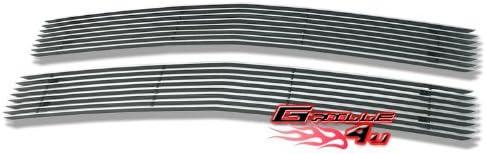 APS Compatible with 94-99 C K Pickup Suburban Tahoe Blazer Main Upper Billet Grille N19-A53756C