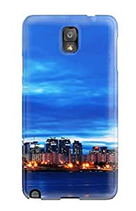 Premium Protection Seoul South Korea Case Cover For Galaxy Note 3- Retail Packaging
