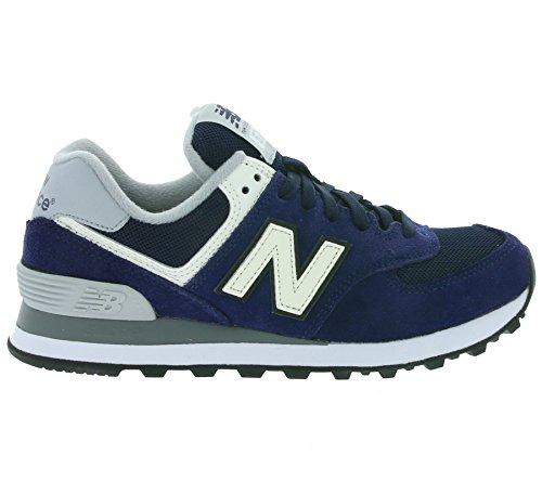 New Balance Wl574v1, Men's Low-Top Sneakers Blau