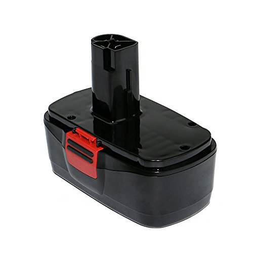efluky 3.0Ah 19.2V Power Tool Battery Replacement for Craftsman 11376,130279003,130279005,1323903,1323517,315.114480,315.114852,315.101540