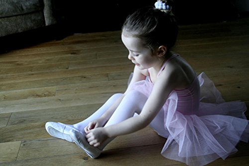 Leisure Wall Decals Ballet Preparation (colour) - 36 inches x 24 inches - Peel and Stick Removable Graphic