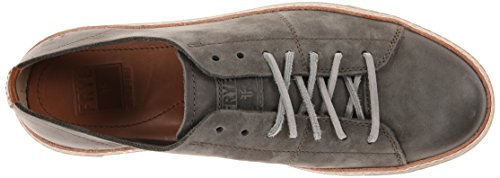 Frye Mens Gates Low-top Lace-up Fashion Sneaker Charcoal - 81161