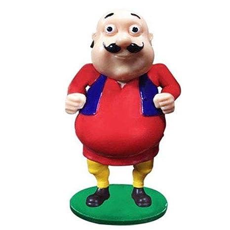 Buy Motu Patlu Figurine Motu Multi Color Online At Low Prices In