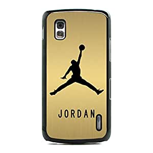 Air Jordan Hard Phone Case For Google Nexus 4 Creative Design