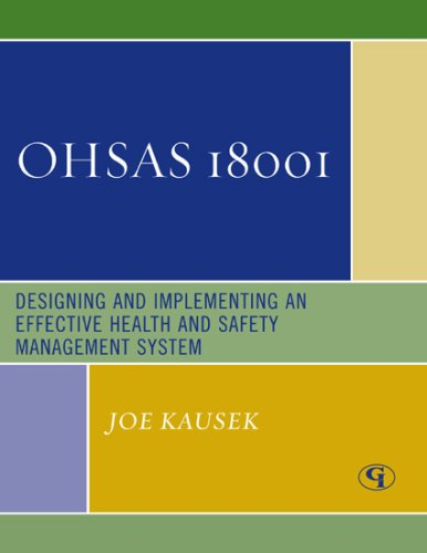 Ohsas 18001 Designing And Implementing An Effective Health And Safety Management System Epub