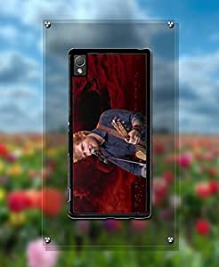 Xperia Z3 Plus Funda Case Phone Funda Case, Ed Sheeran Phone Funda Case, Famous Singer Quotes Phone Funda Case, Personalized Fashionable Pattern & Classical Type Funda Case Defender Slim Drop Protection Special Design Fits Sony Xperia Z3 Plus (Only for Z3 Plus)
