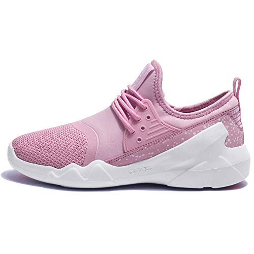 Sport Femme Camel Multisports Running Gris Rose Entraînement De Antidérapant Trail Course Sneakers Compétition Chaussures gIIwHqR