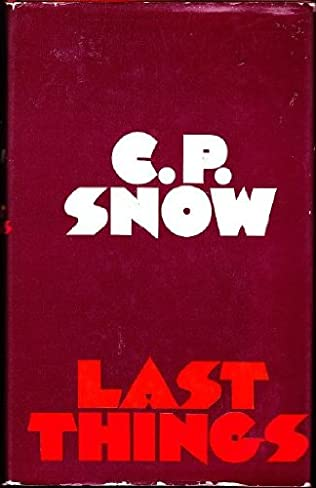 book cover of Last Things