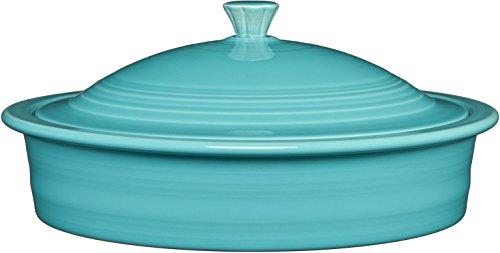 Homer Laughlin 107-1488 Tortilla Warmer, Turquoise from Homer Laughlin