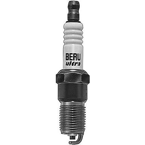 Beru 2625700 Z117 Bujía de Encendido (14 KR-9 DUX EA 1,0