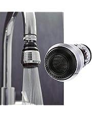 DAMO&GUYAN Keukenkraan Bubbler, waterbesparende kraan badkamer douchekop filter mondstuk aansluiting
