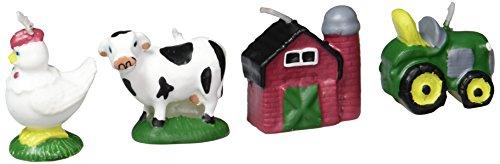 Wilton Farm 4 Piece Candle Set 2811-9347 for $<!--$12.99-->
