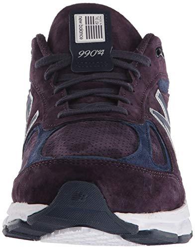 New Balance Running 990V4 Purple by New Balance (Image #4)
