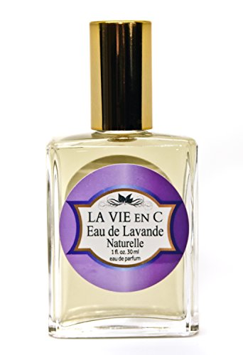 - Natural Fragances (Eau de Lavande)