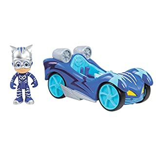 PJ Masks Turbo Blast Vehicles-Catboy
