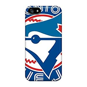 Hot Tpye Toronto Blue Jays Case Cover For Iphone 5/5s