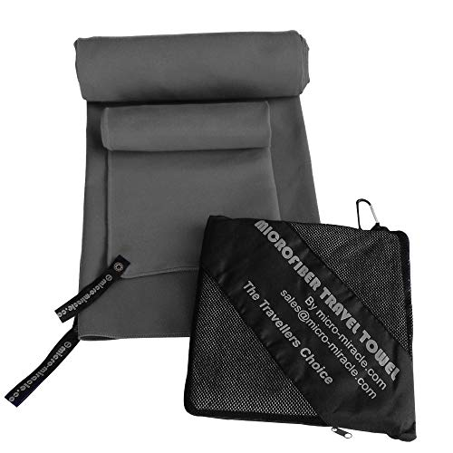 Microfiber Travel Towel, XL 30x60