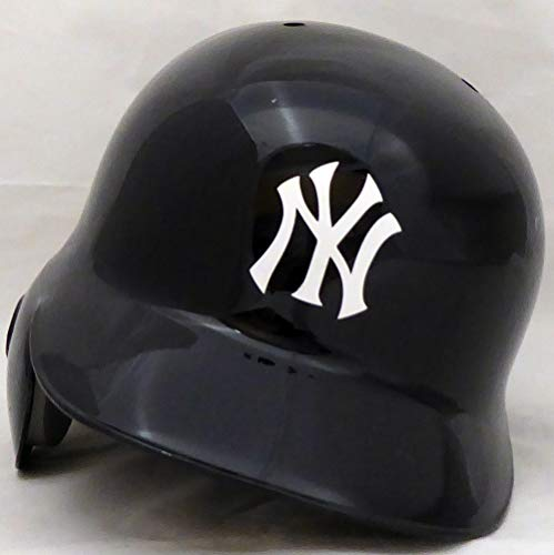 - New York Yankees Unsigned Rawlings Authentic On Field Batting Helmet Stock #135961
