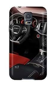 2015 popular Cute Tpu 2015 Dodge Charger Srt Hellcat Interior Case Cover For Galaxy S5 GE9IIULDX4JMYYSJ