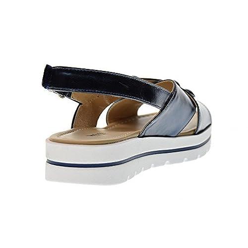 Los Caliente Giardini Las De 2018 top Xqnshop Sandalias Zapatos Mujeres P805861d201 Nero Venta QtrdsChx