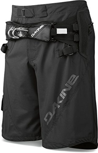 Dakine 10001844 Men's Nitrous Hd Kiteboard Harness, Black - 30