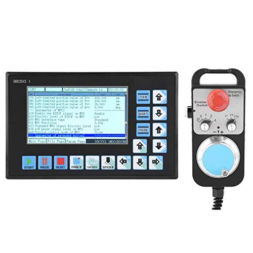 Milling Machine Controller, CNC Motion Controller, 4 Axis Multipurpose Industry for Offline System Engrving Machine…