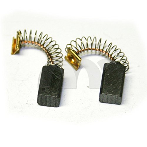 Dejavu House Replacement Power Tool Motor 999041 Carbon Brushes for Hitachi D10VC 3/8