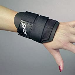 Skids Wrist Wrap Supports, Medium